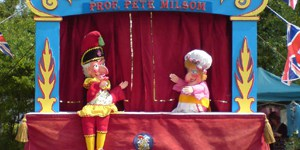 Punch and Judy Hire UK