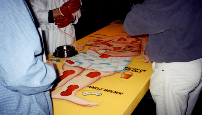 Giant Operation Game