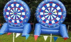 Inflatable Velcro Darts