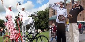 Circus Workshops UK