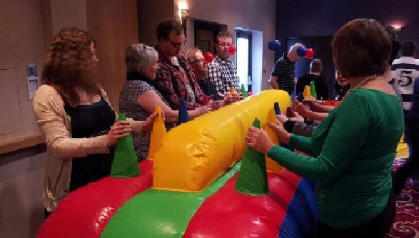 Inflatable Air Juggler