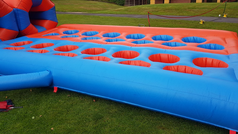 70FT Long Inflatable Obstacle Course,
