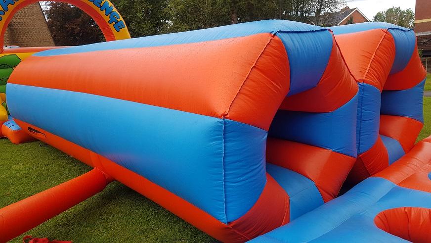 Matthews Leisure UK, Hire Inflatable Tunnels